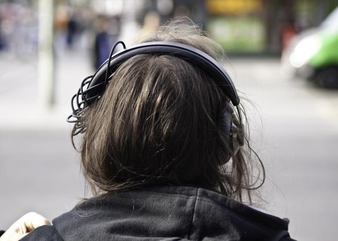 Muziek streamen via Spotify